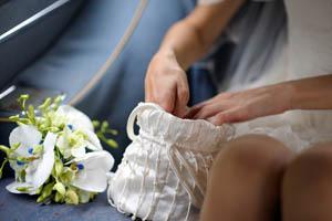 Нижня білизна для весілля