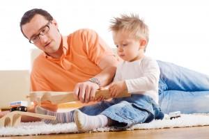 Довірчі відносини з дитиною