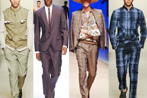 Модний чоловічий одяг літо 2013