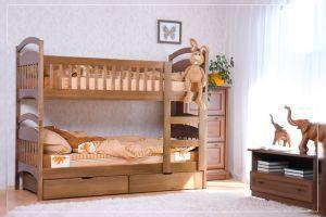 Двох'ярусне ліжко Каріна