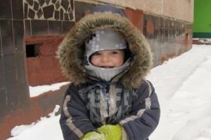 як вибрати зимовий одяг дитині