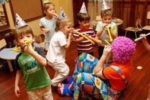 Как обеспечить ребенку увлекательные развлечения