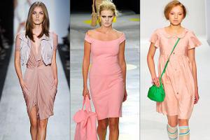 Модні сукні сезону осінь-зима 2013-2014