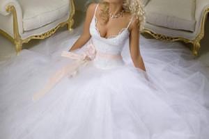 Проблеми вибору весільної сукні