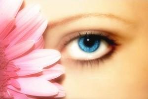 Кольорові контактні лінзи