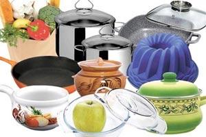 Правильний посуд - запорука успіху на кухні