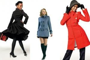Як вибрати модне жіноче пальто