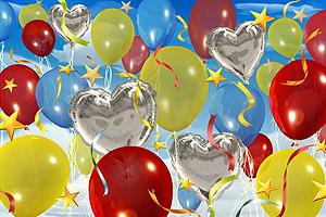 Як прикрасити дитяче свято повітрянимим кульками