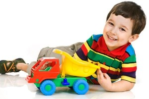 Що подарувати дитині від 3 років