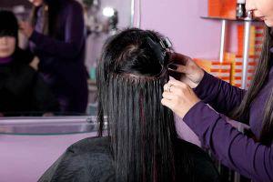 Італійський метод нарощування волосся