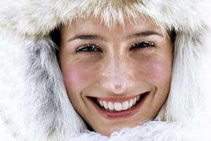 Догляд за шкірою взимку