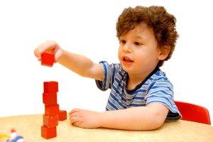 Розвиток мислення дитини до 3 років