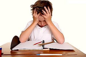Синдром дефіциту уваги і гіперактивність