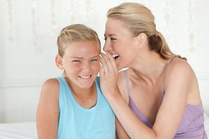 Як навчити дитину говорити спасибі