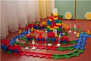 Ігрова кімната з лоджії