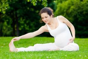 Користь йоги під час вагітності