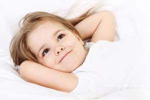 Матрац в дитяче ліжечко