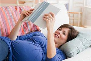 Що почитати під час вагітності