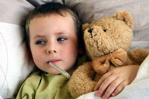 Як вберегти малюка від зараження
