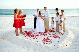 Незвичайні місця для весілля