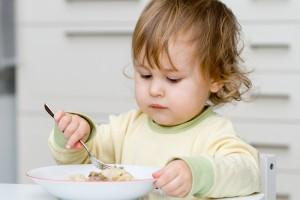 Типові помилки дитячого харчування