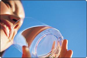 якщо ми п'ємо мало води