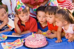 день рождения ребенка в Киеве
