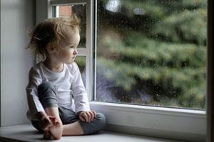 Захист на вікна від дітей