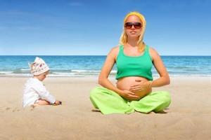 Сонце і вагітність