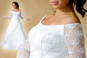 Як я вибирала весільну сукню