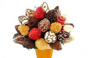 Букети з цукерок