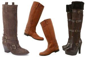 жіночі чоботи осінь зима 2015