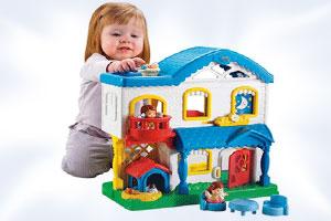 іграшки для маленької дитини