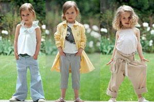 Брендовий дитячий одяг із америки