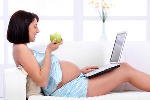 Вплив компютера на вагітність