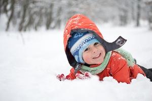 Розвиваючі ігри для зими