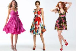 Сукні для худих дівчат