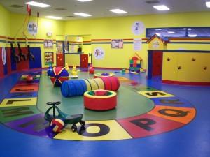 специализированный садик для ребёнка