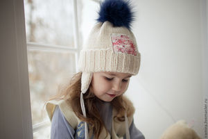 зимова шапка для дитини