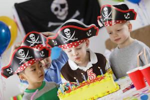 піратьска вечірка