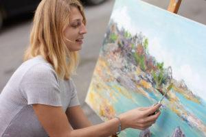 Як самостійно намалювати картину